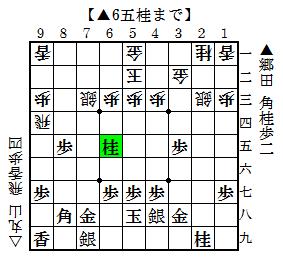 第70期A級順位戦 郷田-丸山 4