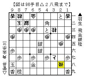 第5回朝日杯オープン戦準決勝 羽生-菅井 4