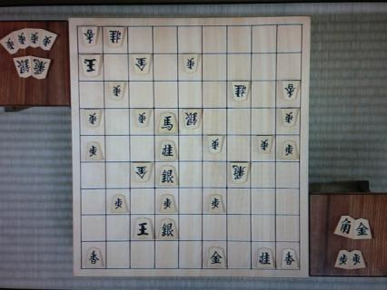 第61回NHK杯テレビ将棋トーナメント渡辺竜王-久保二冠-4