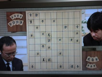 第61回NHK杯テレビ将棋トーナメント渡辺竜王-久保二冠-5