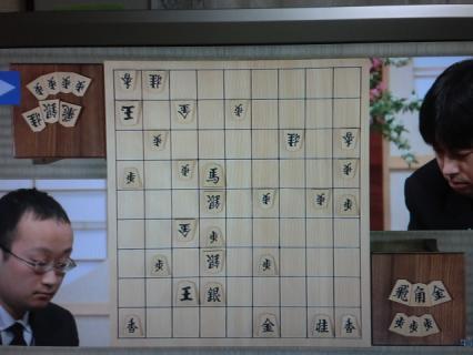 第61回NHK杯テレビ将棋トーナメント渡辺竜王-久保二冠-6