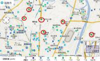 福島市地図