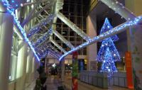 2012仙台駅周辺イルミネーション7アエル