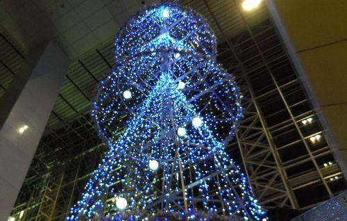 2012仙台駅周辺イルミネーション8アエル