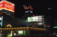 2012仙台駅周辺イルミネーション11イービンズ