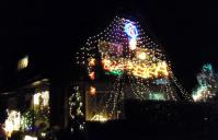 2012住宅イルミネーション2中山