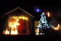 2012住宅イルミネーション5北中山