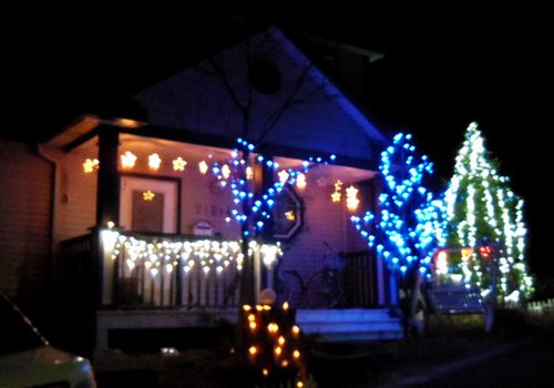2012住宅イルミネーション9北中山
