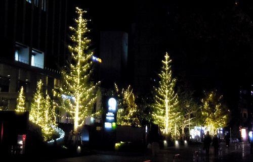 仙台トラストシティ2012イルミネーション1