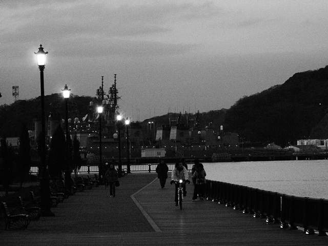 軍港night