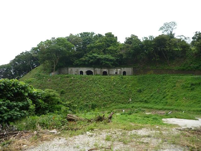 千代ヶ崎砲塔砲台(1)