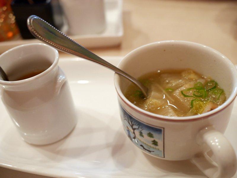 リゾット用スープ