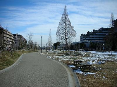 お初の公園