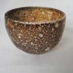 茶碗-1-上面-信楽紀黄ノ瀬土-自然釉薬