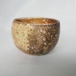 茶碗-2-正面-信楽紀黄ノ瀬土-自然釉薬