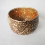 茶碗2-信楽紀黄ノ瀬土-自然釉薬