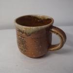 コーヒーカップ-1 信楽土焼き締め