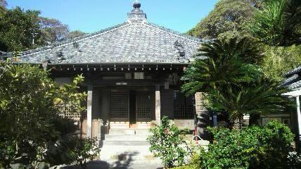 14番札所 遍照寺の本堂