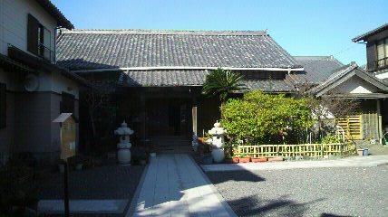 15番札所 延命寺の本堂