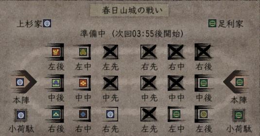 紺碧最終決戦結果
