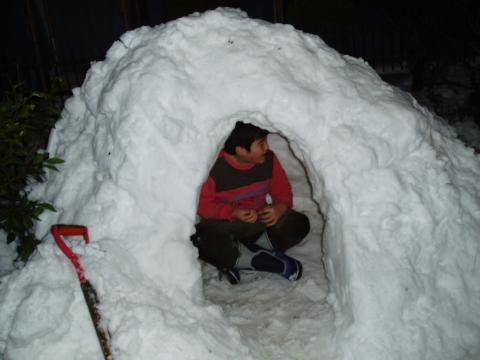 ブログ画像リサイズ 大雪2