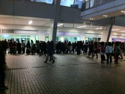 2012・1・7名古屋ドーム