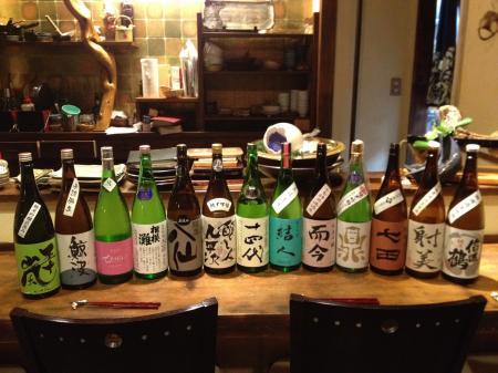 春の日本酒祭り