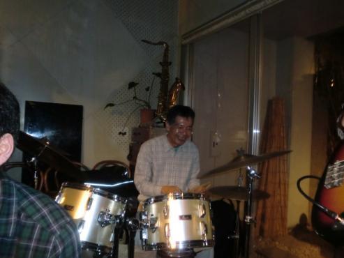 ドラムさん