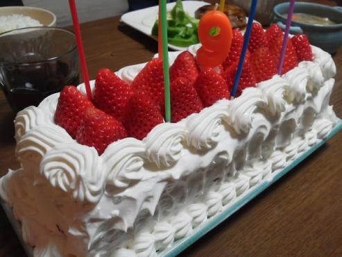 バースデイ・ケーキ