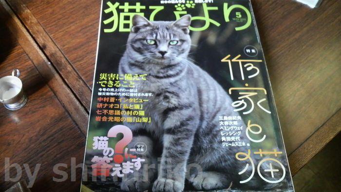 雑誌『猫びより』