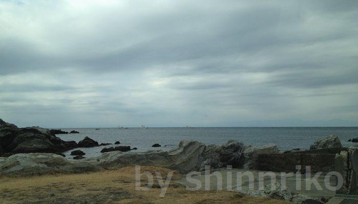 冬・・・真っ盛りの城ヶ島