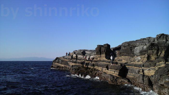 城ヶ島、フカセ釣り場