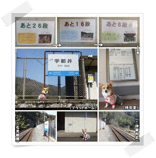 宇都井駅3