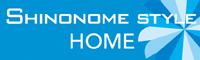 Shinonome Style HOME