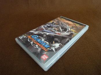 PSPのガンダムバトルユニバース