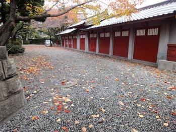 大田区産業プラザ PiOの近くにある蒲田八幡神社を撮影してきました。