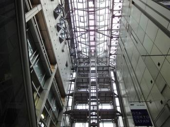 おおた工業フェアが開催される大田区産業プラザPiOをご紹介します。