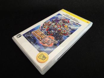 PSPのスーパーロボットMXです。