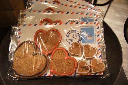 ハートクッキーset