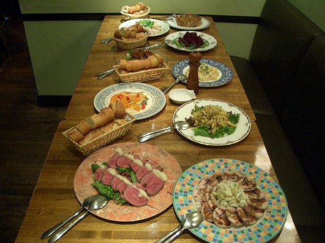 パーティー料理 168