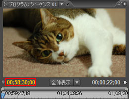 Adobe Encore - シーケンス開始タイムラインの変更