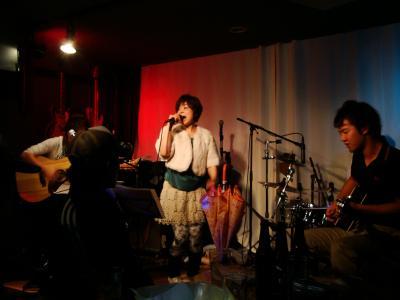 まりちゃんライブ(旭川2)