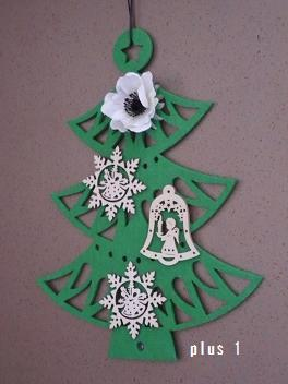 クリスマスの飾り2011