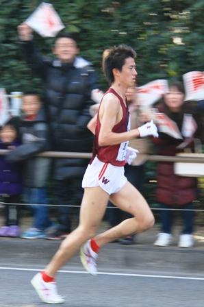 早稲田大学(3位)