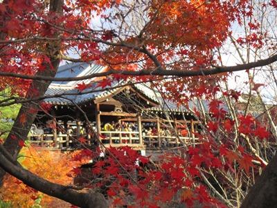 東福寺回廊