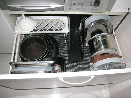 キッチン収納 001