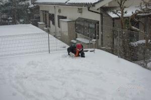 2014.1 雪遊び 1