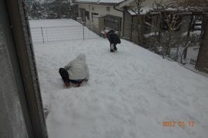 2014.1 雪遊び 2