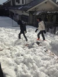 2014.1 2014.1 雪遊び 3