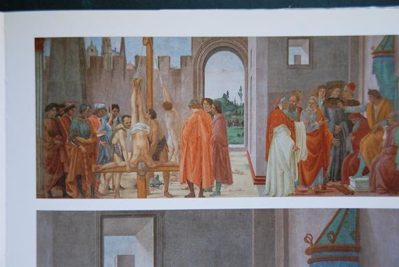 DSC_2160シモンとの議論とペテロの磔刑